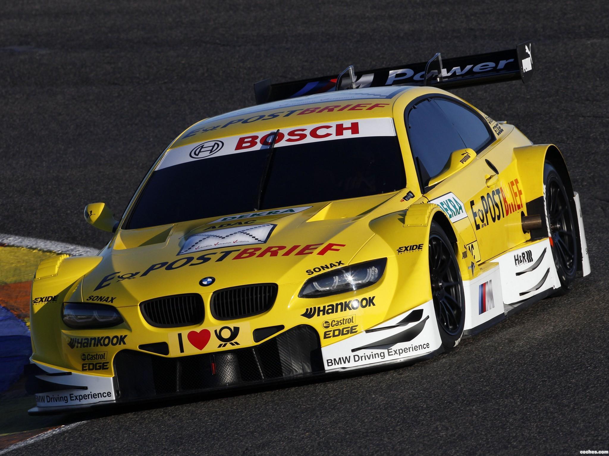 Foto 0 de BMW M3 DTM 2012