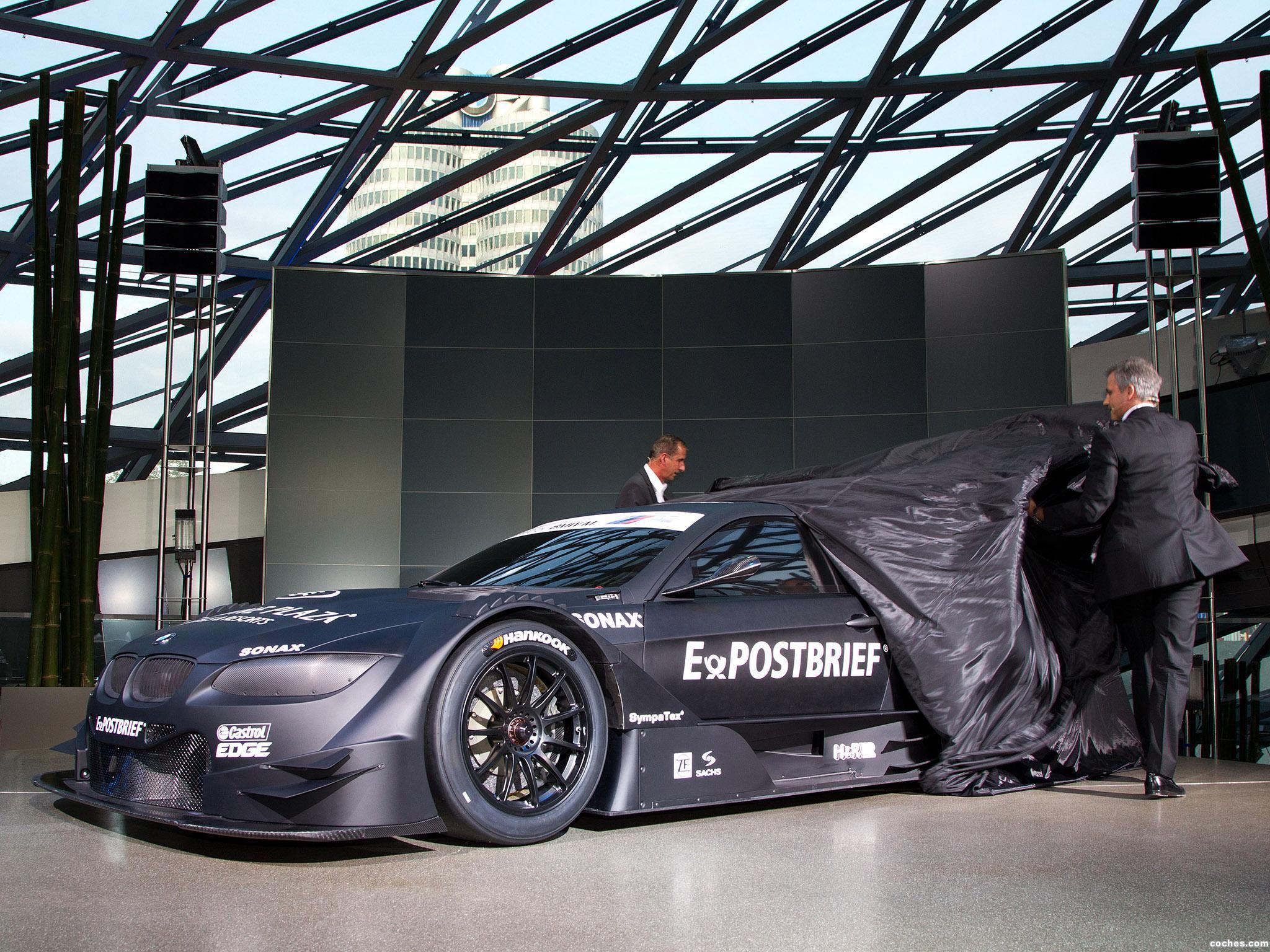 Foto 0 de BMW M3 DTM Concept Car 2011