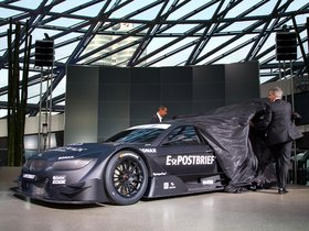 Fotos de BMW M3 DTM Concept Car 2011