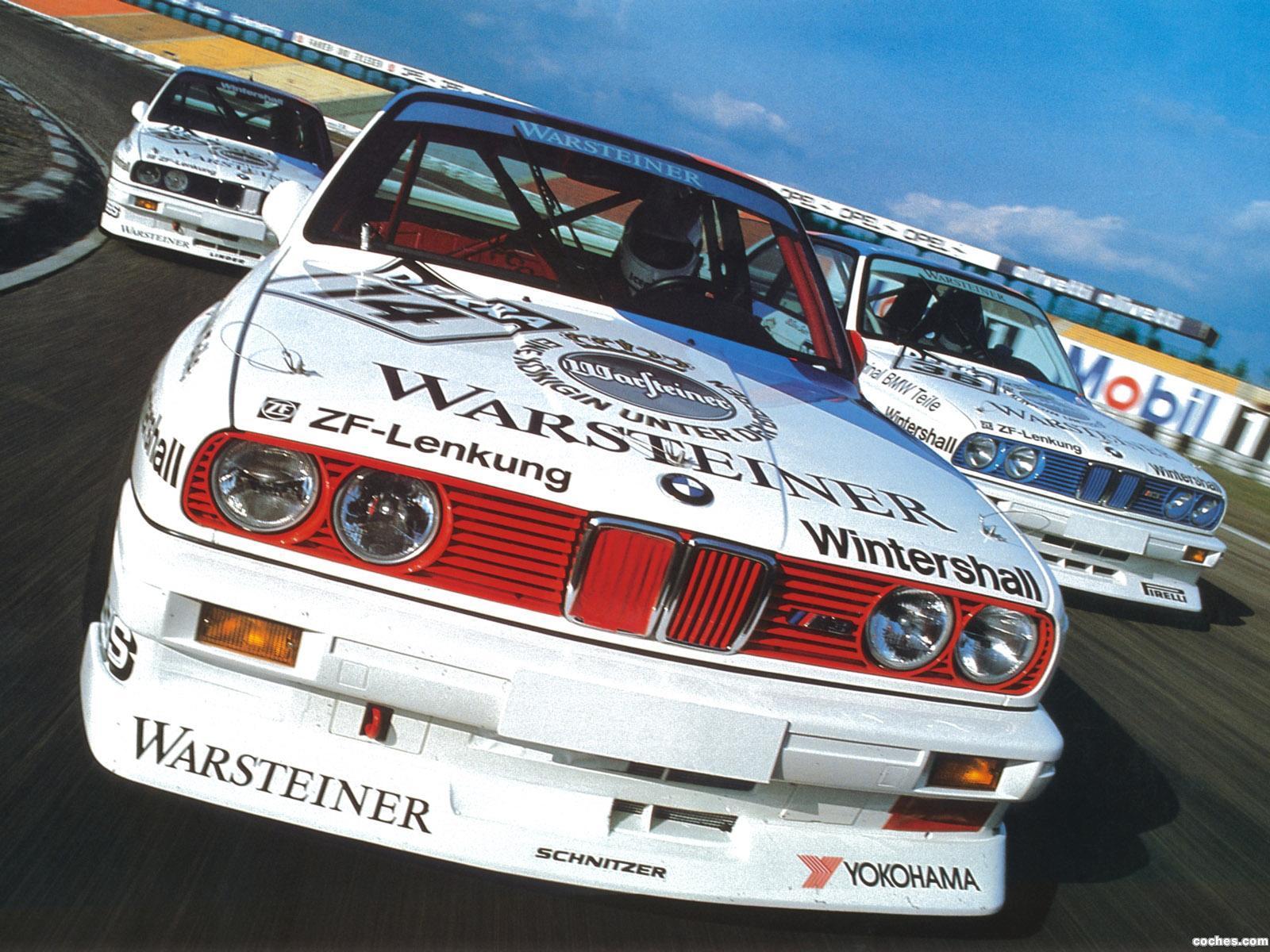 Foto 6 de BMW M3 DTM E30 1987