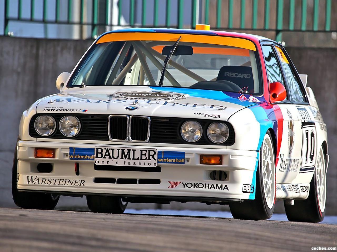 Foto 5 de BMW M3 DTM E30 1987