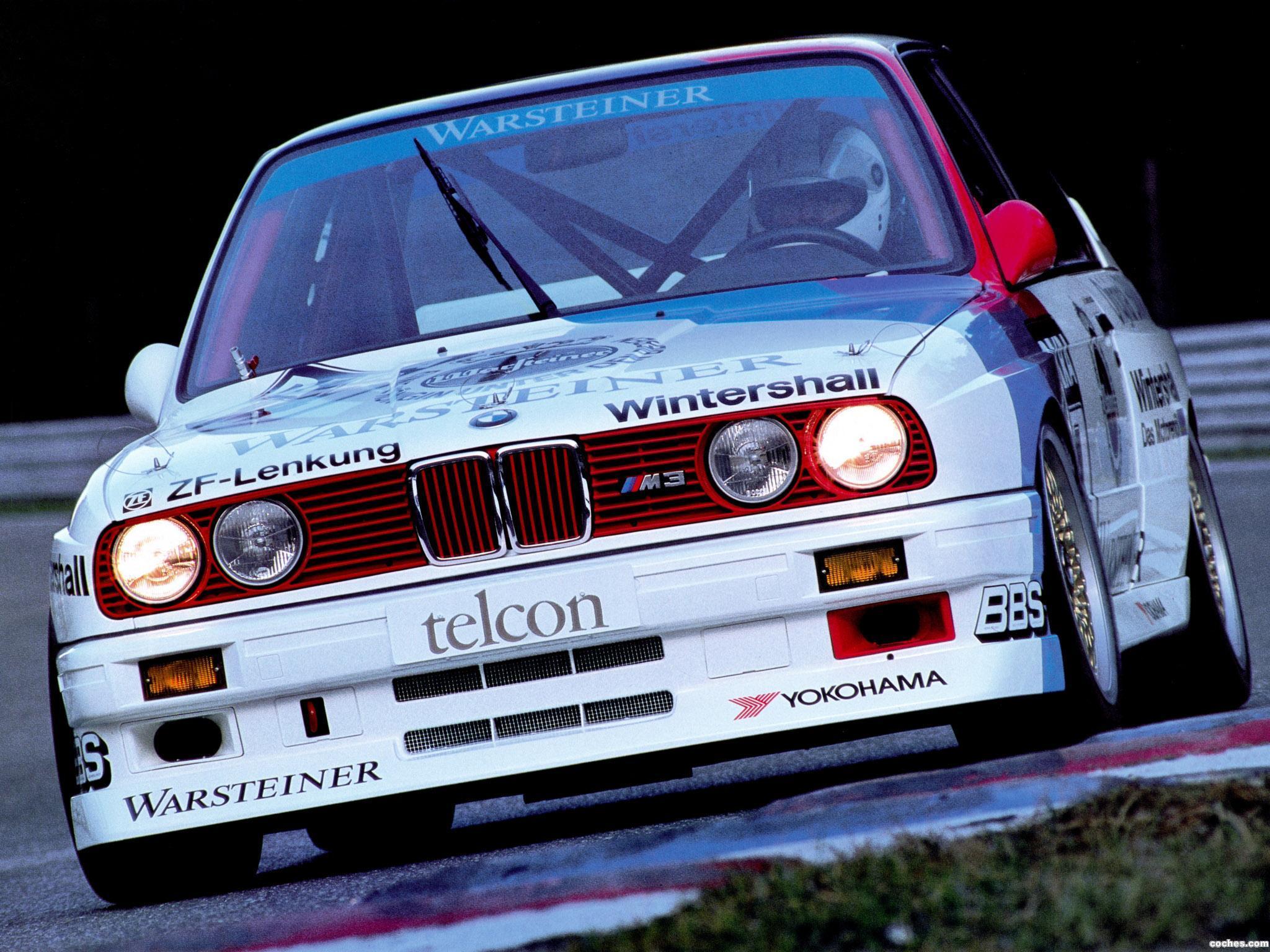 Foto 0 de BMW M3 DTM E30 1987