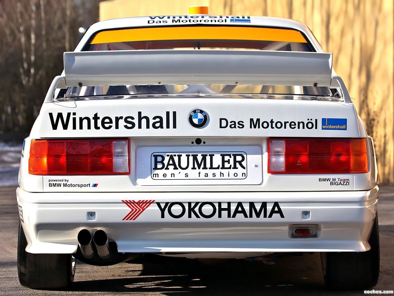Foto 18 de BMW M3 DTM E30 1987