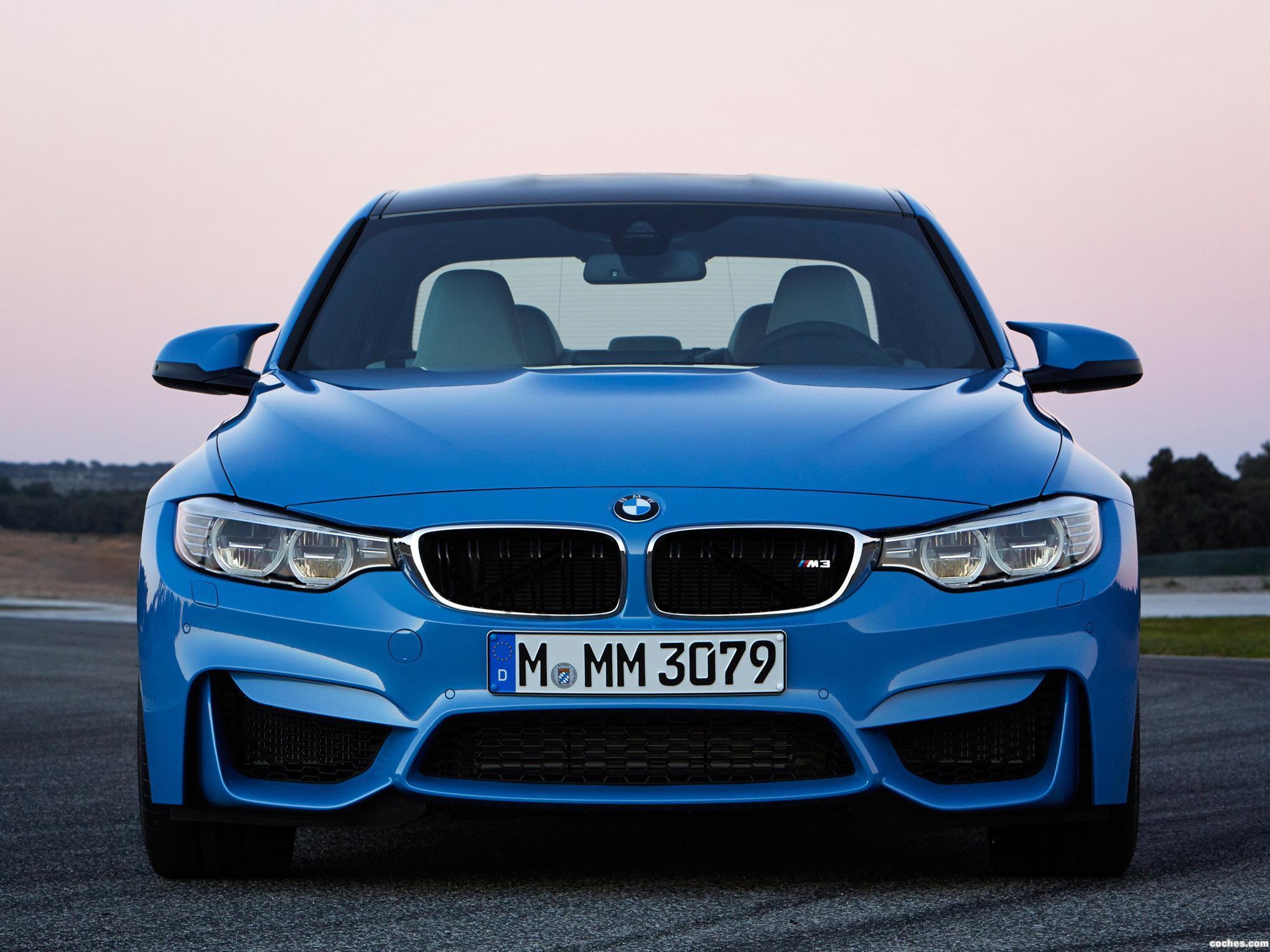 Foto 0 de BMW M3 F80 2014