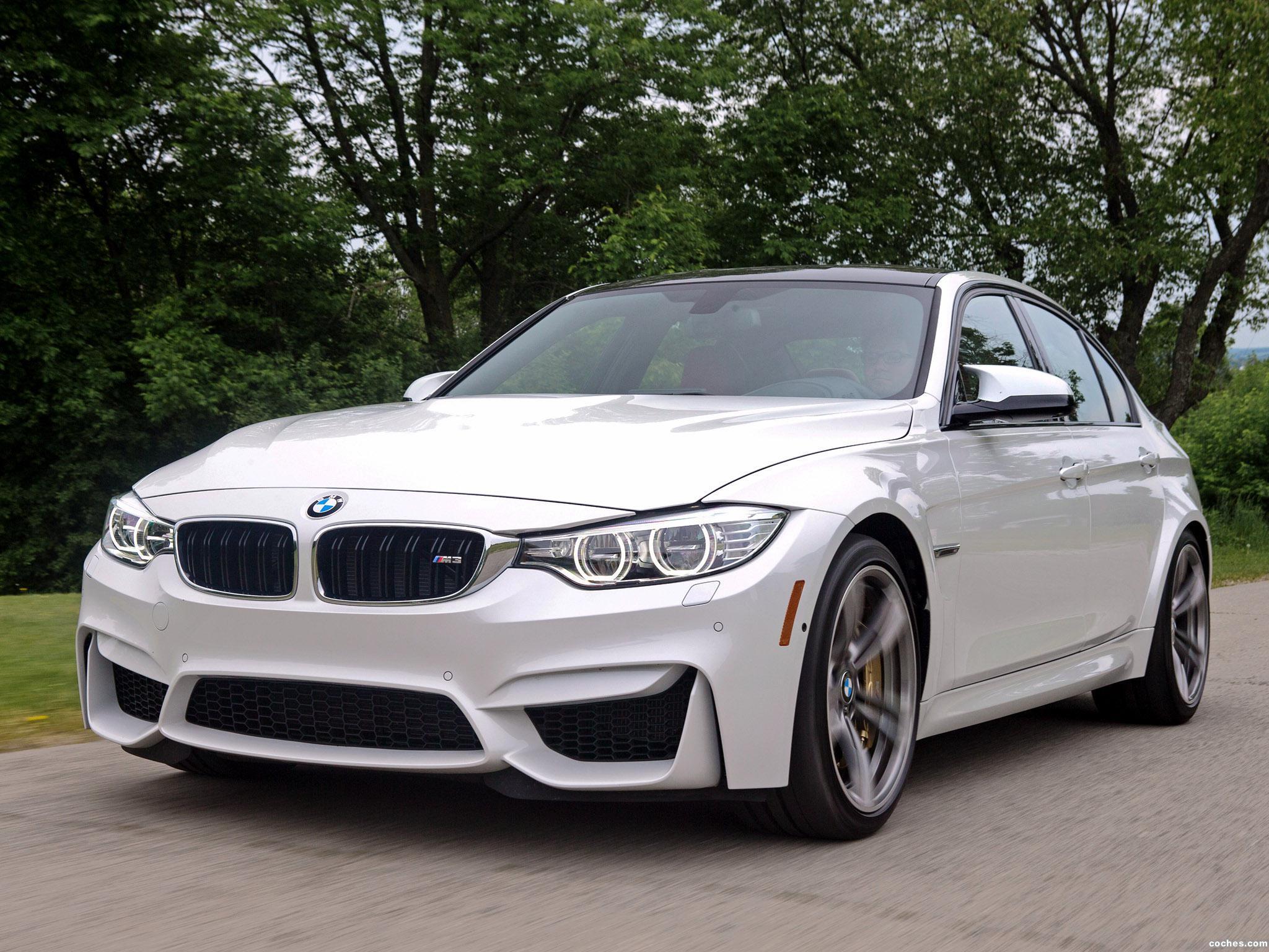 Foto 0 de BMW M3 F80 USA 2014