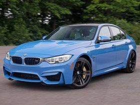 Ver foto 3 de BMW M3 F80 USA 2014