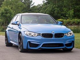 Ver foto 2 de BMW M3 F80 USA 2014