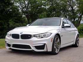 Fotos de BMW M3 F80 USA 2014