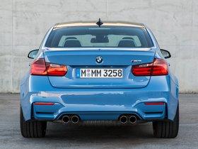 Ver foto 27 de BMW M3 F80 2014
