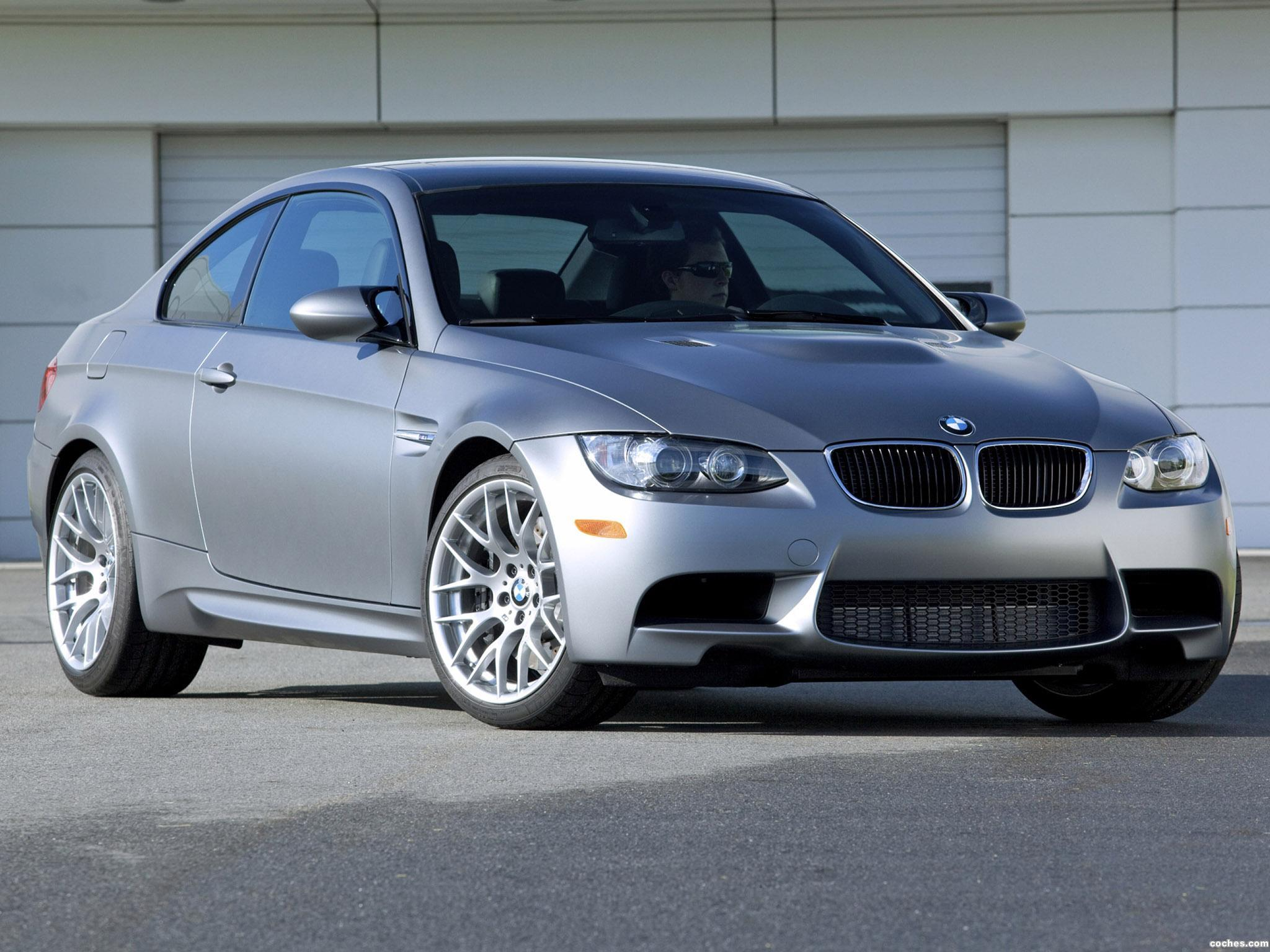 Foto 0 de BMW M3 Frozen Gray Coupe 2010