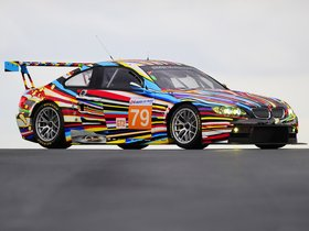 Ver foto 12 de BMW M3 GT2 Art Car by Jeff Koons 2010