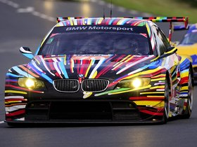 Ver foto 10 de BMW M3 GT2 Art Car by Jeff Koons 2010