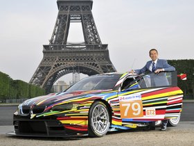 Ver foto 5 de BMW M3 GT2 Art Car by Jeff Koons 2010