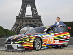 Ver foto 4 de BMW M3 GT2 Art Car by Jeff Koons 2010
