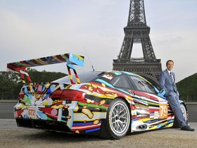 Ver foto 3 de BMW M3 GT2 Art Car by Jeff Koons 2010