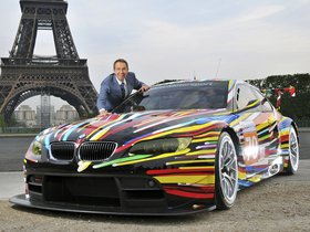 Ver foto 2 de BMW M3 GT2 Art Car by Jeff Koons 2010