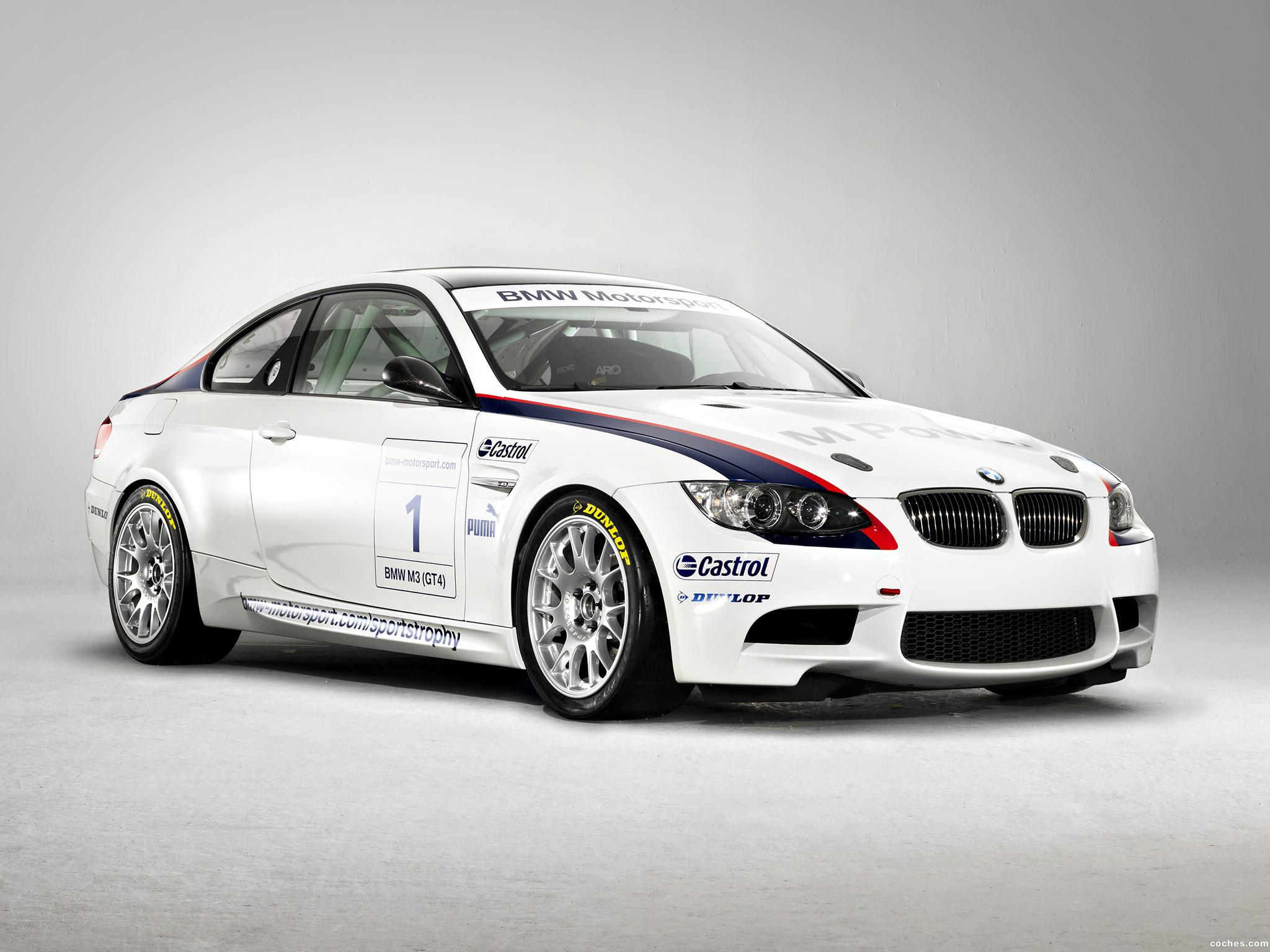 Foto 0 de BMW M3 GT4 Customer Sports Car 2009