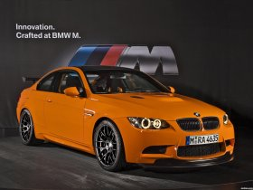 Fotos de BMW M3 GTS 2010