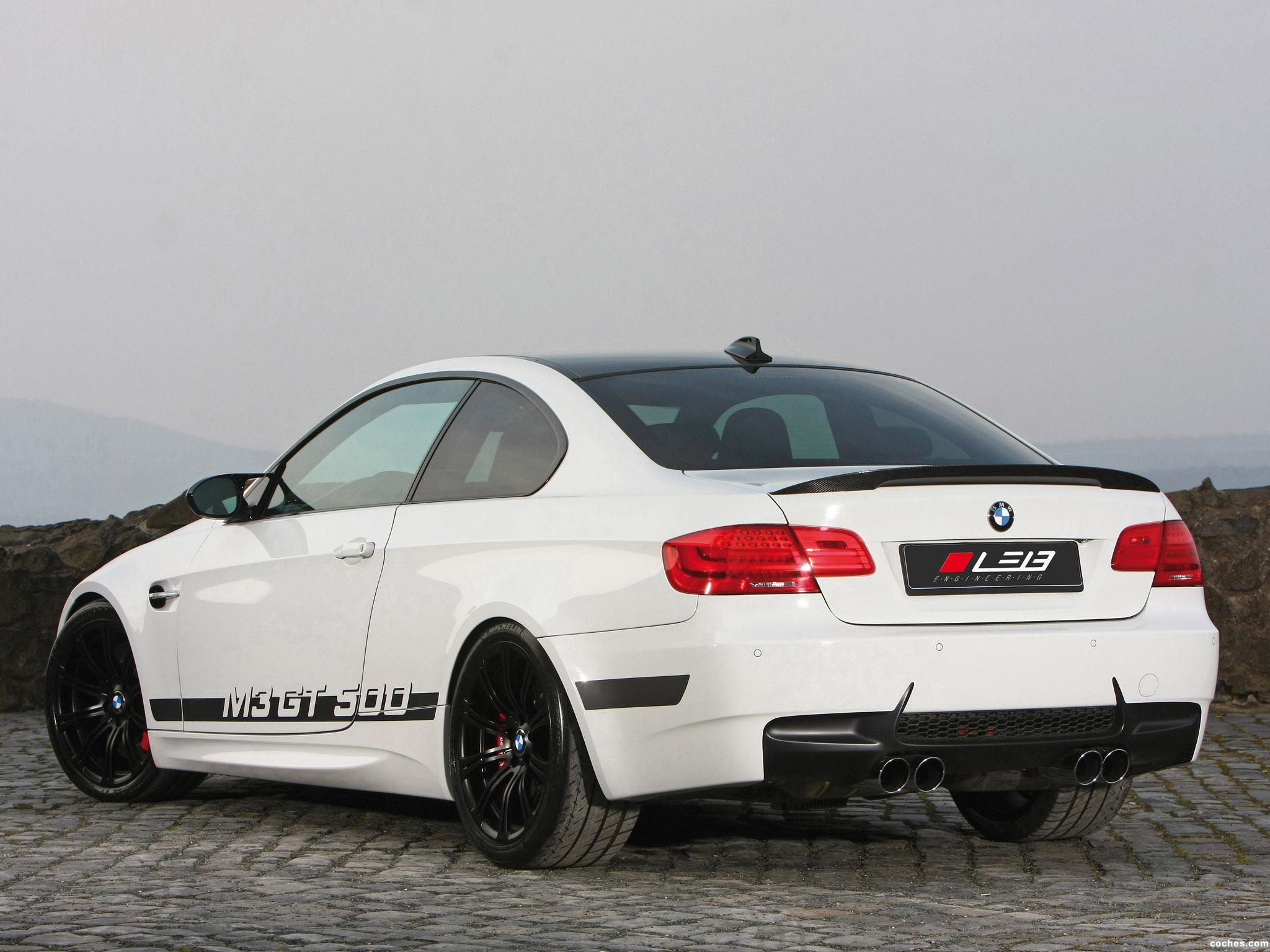 Foto 1 de BMW M3 Leib GT 500 E92 2013