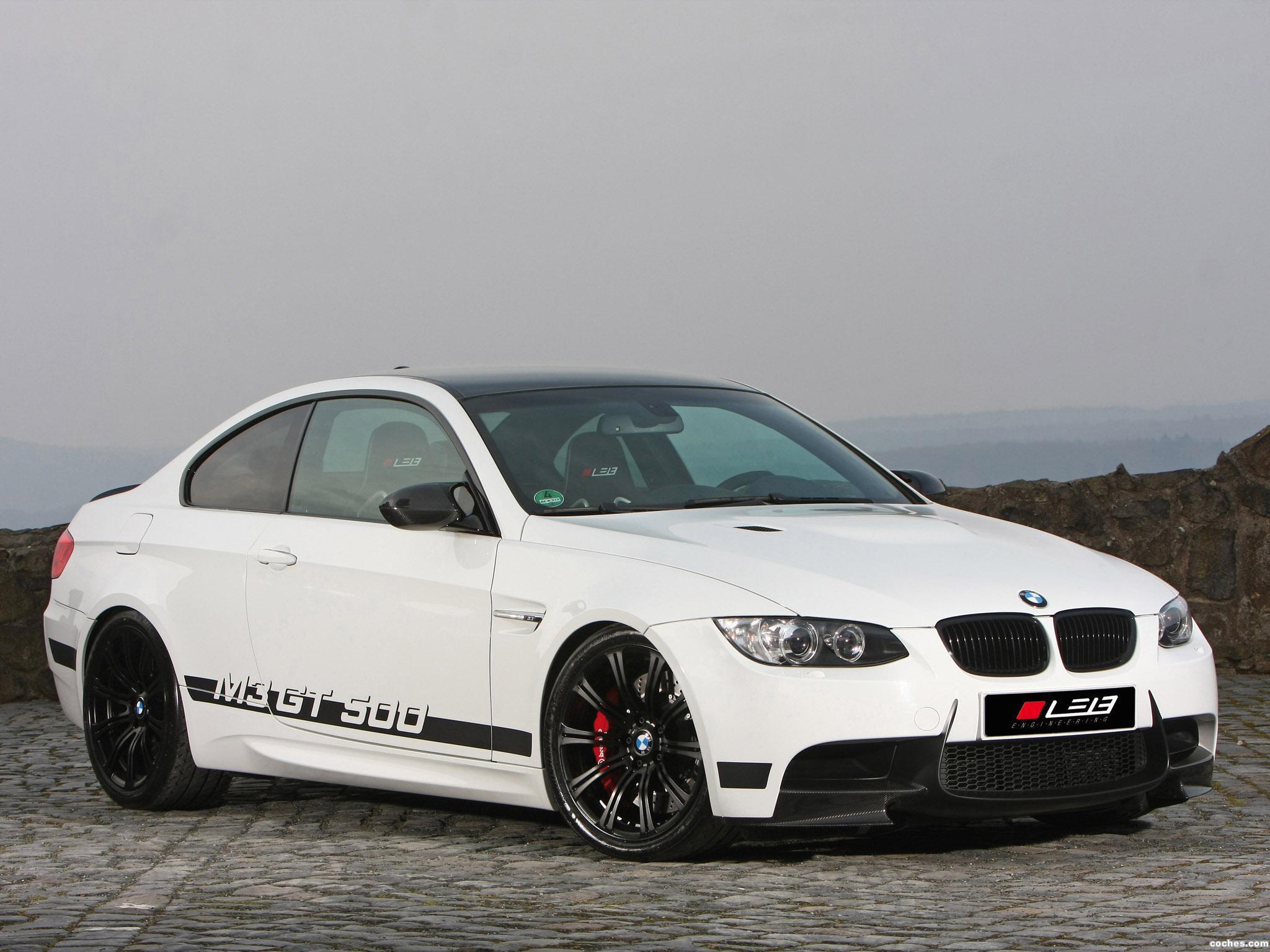 Foto 0 de BMW M3 Leib GT 500 E92 2013