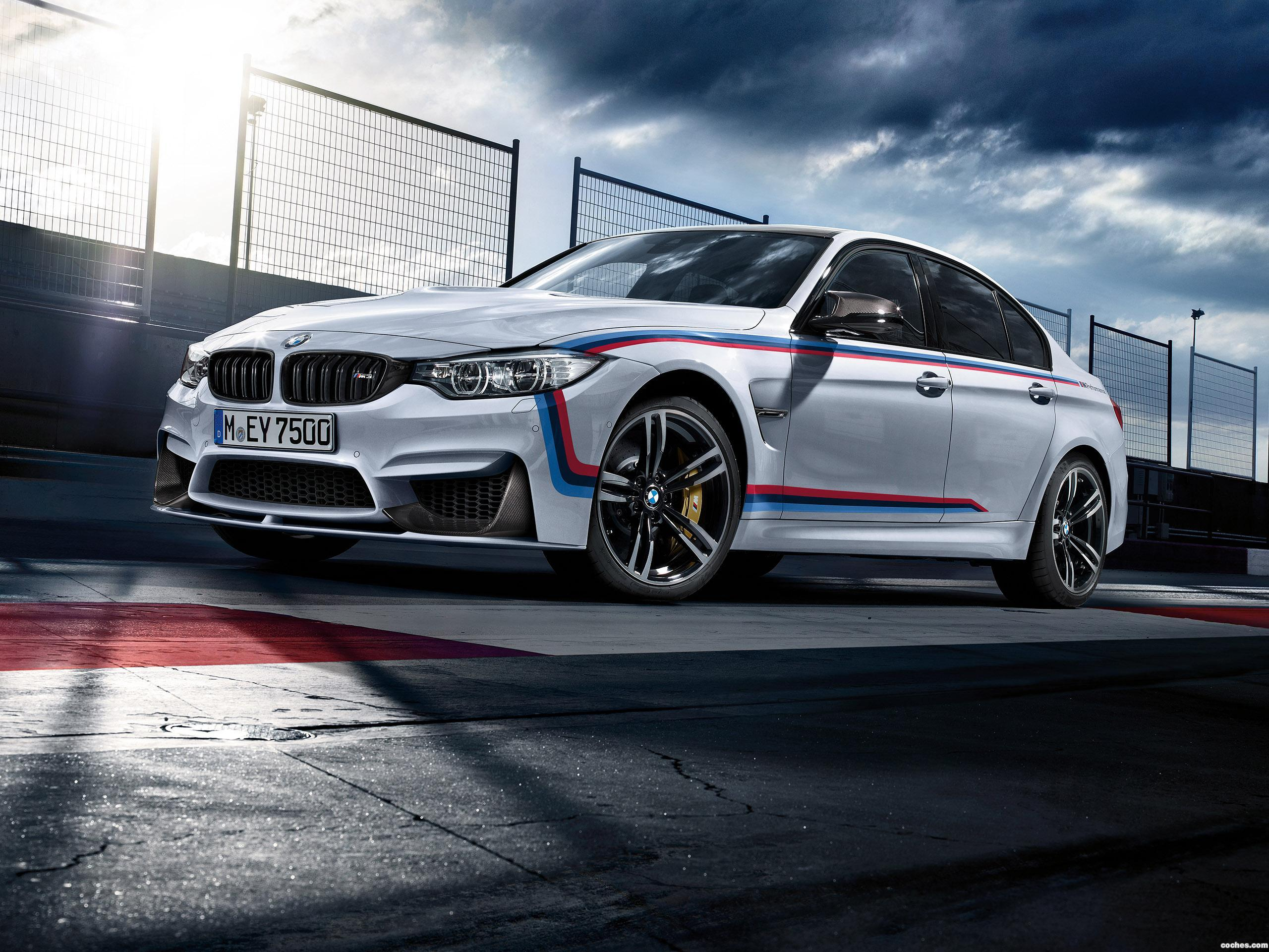 Foto 0 de BMW M3 M Performance F80 2016