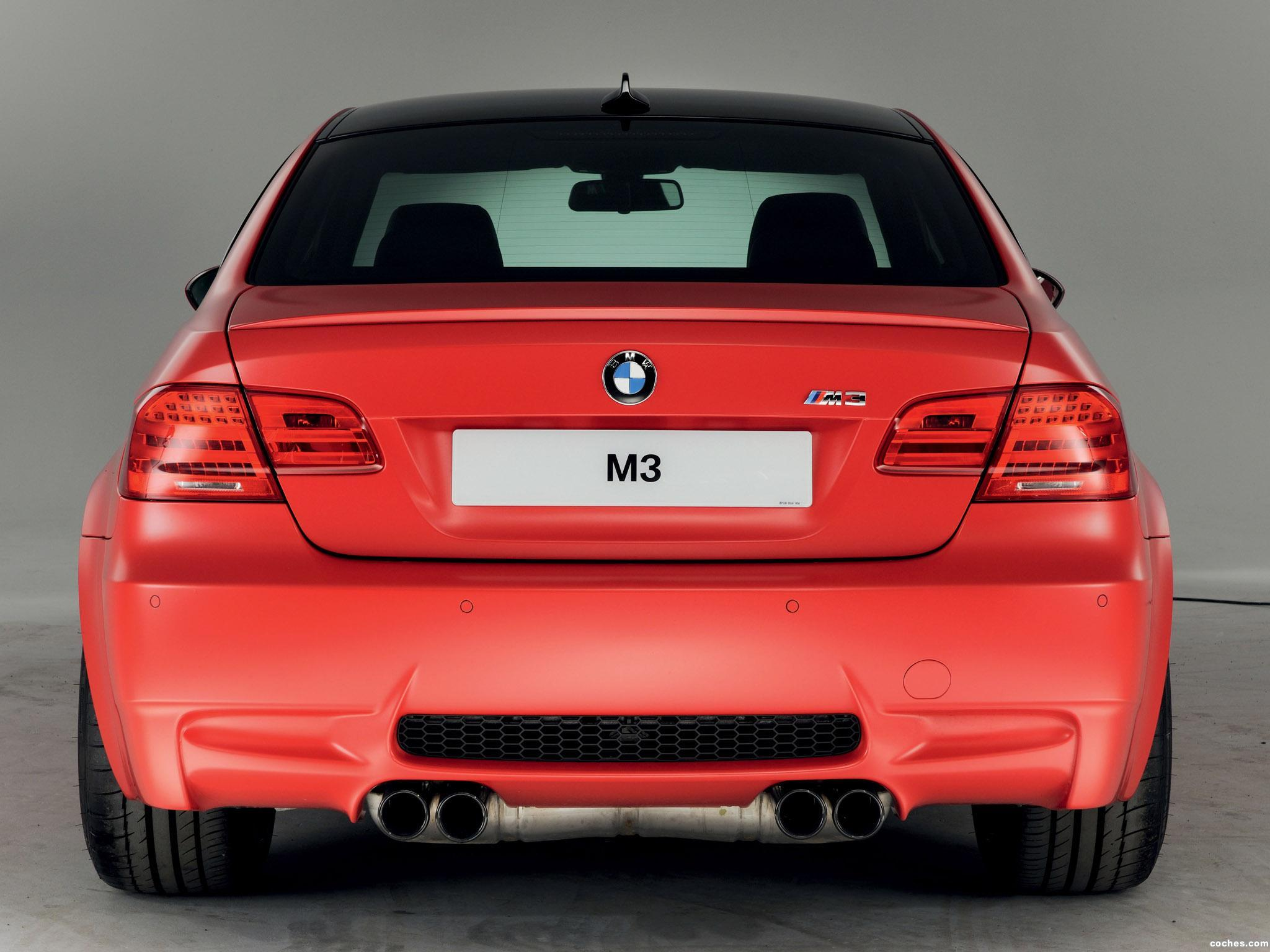 Foto 6 de BMW M3 Performance Edition UK 2012