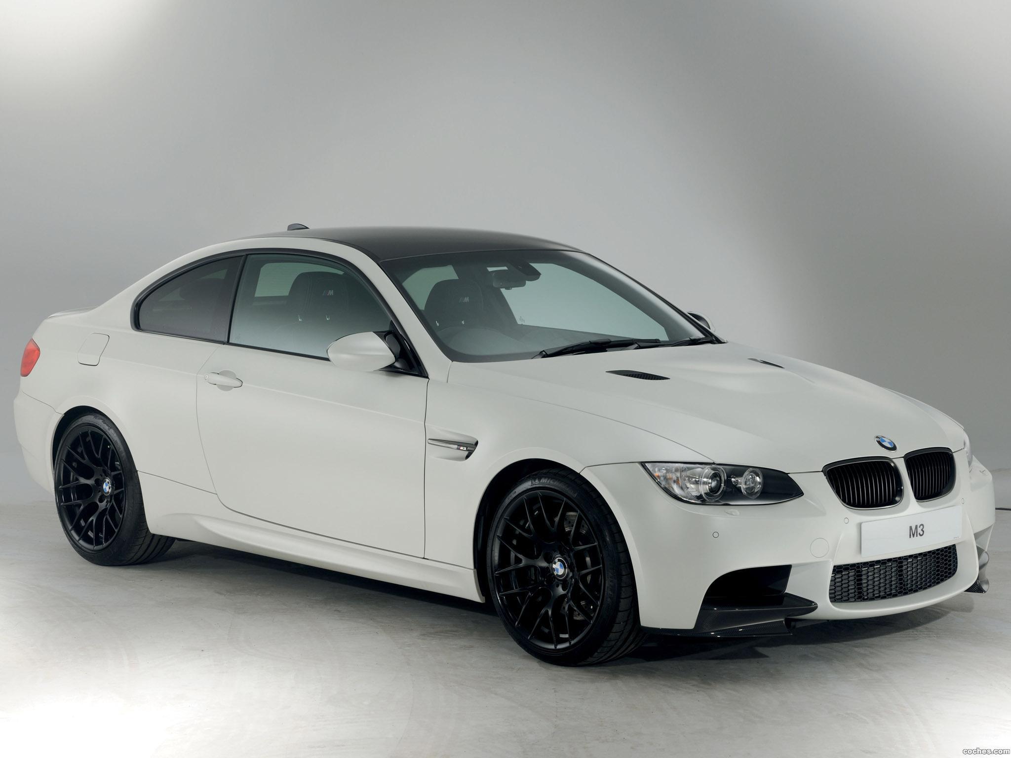 Foto 2 de BMW M3 Performance Edition UK 2012