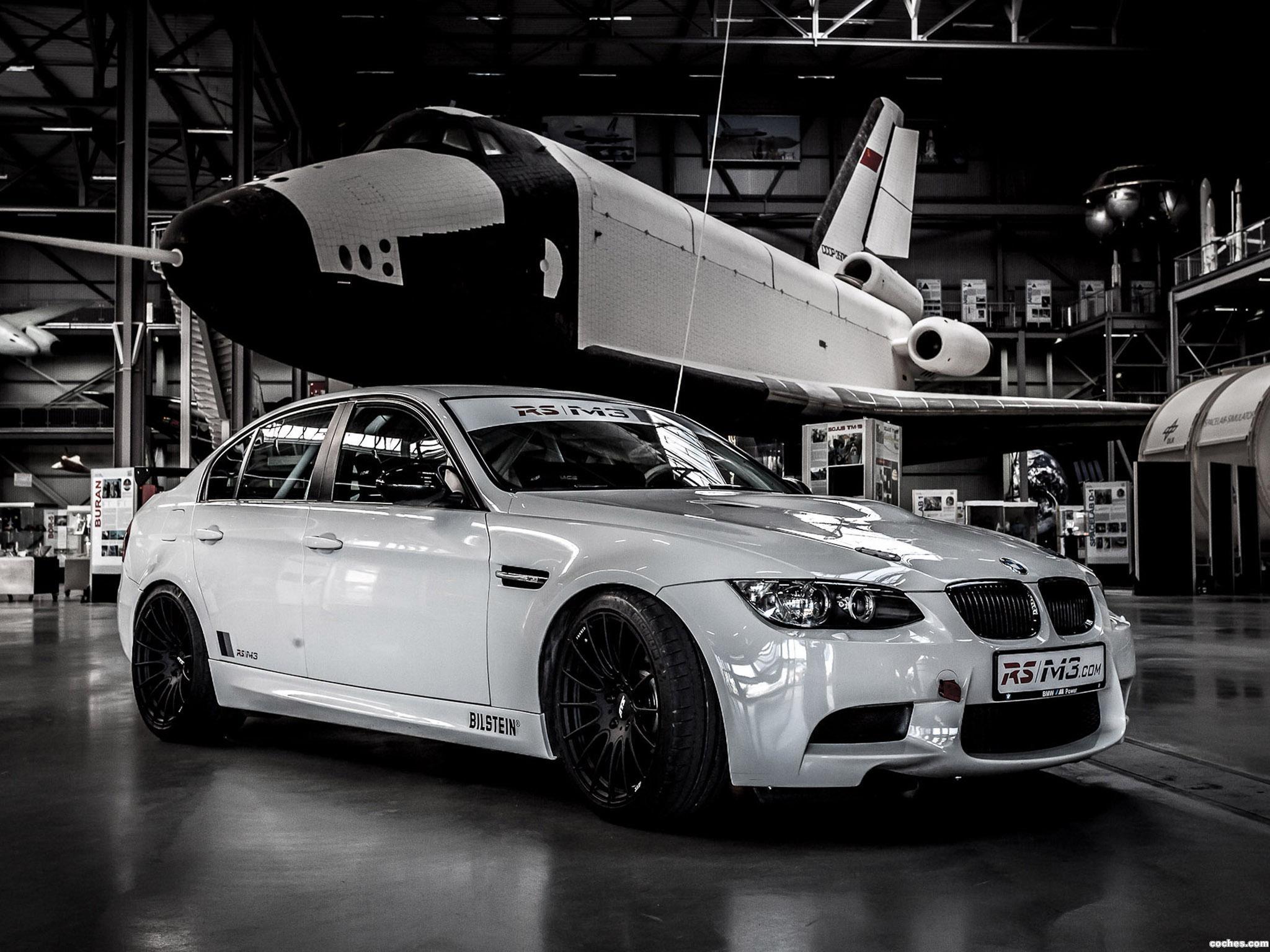 Foto 0 de BMW M3 RS Racingteam 2013