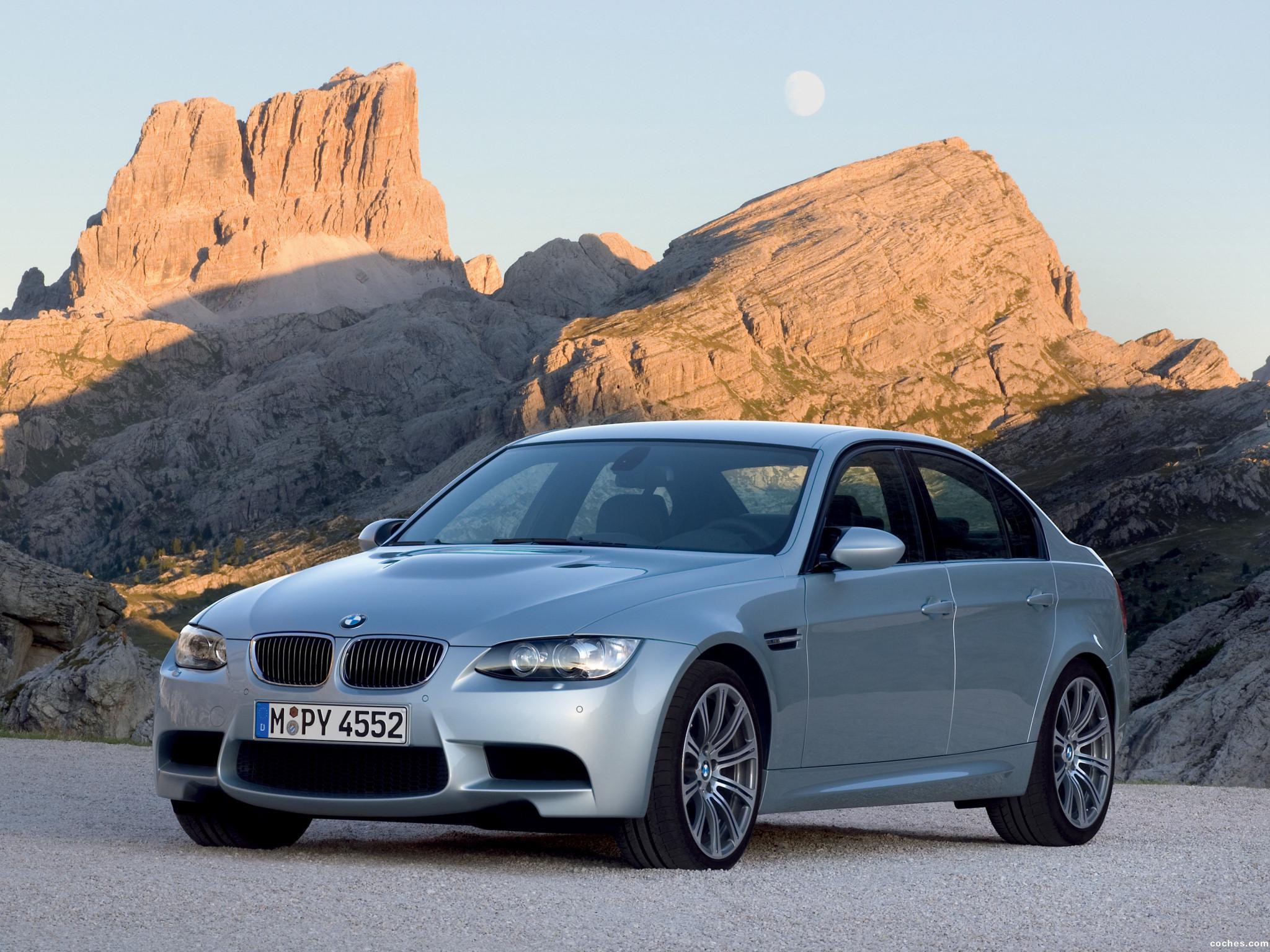 Foto 0 de BMW M3 Sedan 2007