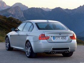 Ver foto 2 de BMW M3 Sedan 2007