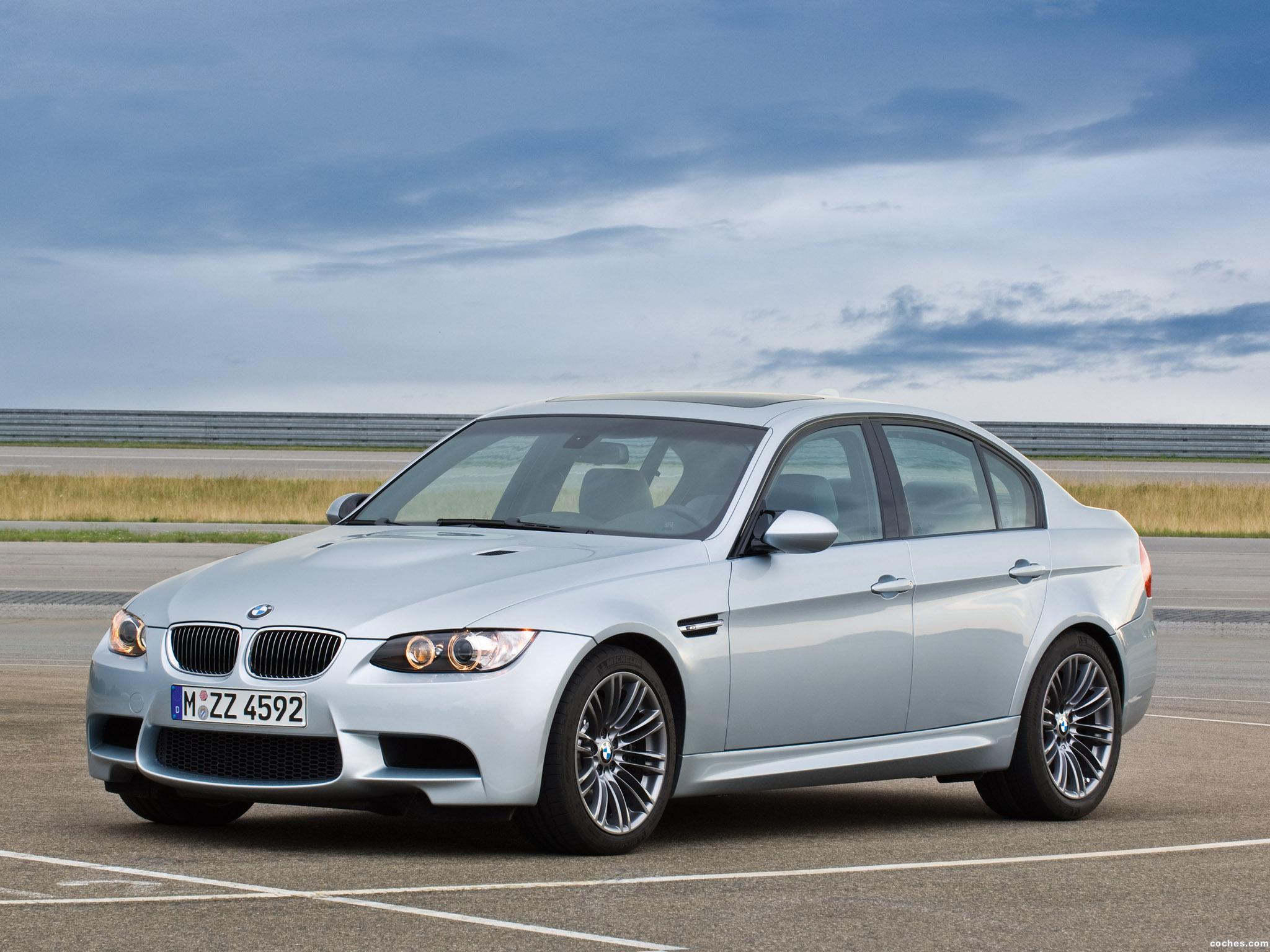 Foto 0 de BMW M3 Sedan Facelift 2008
