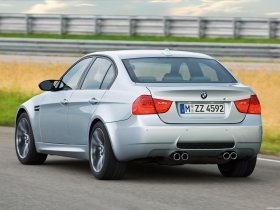 Ver foto 4 de BMW M3 Sedan Facelift 2008