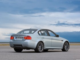 Ver foto 2 de BMW M3 Sedan Facelift 2008