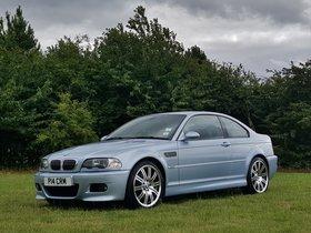 Fotos de BMW M3 Silverstone Edition E46 UK 2004