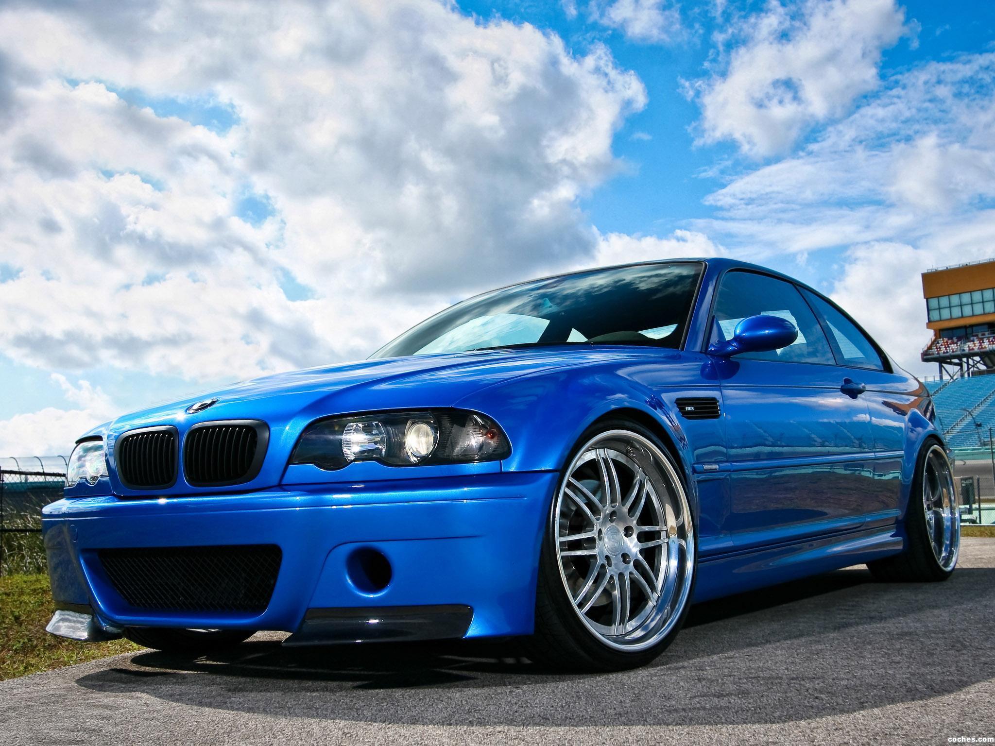 Foto 0 de BMW M3 Strasse Forget E46 2012