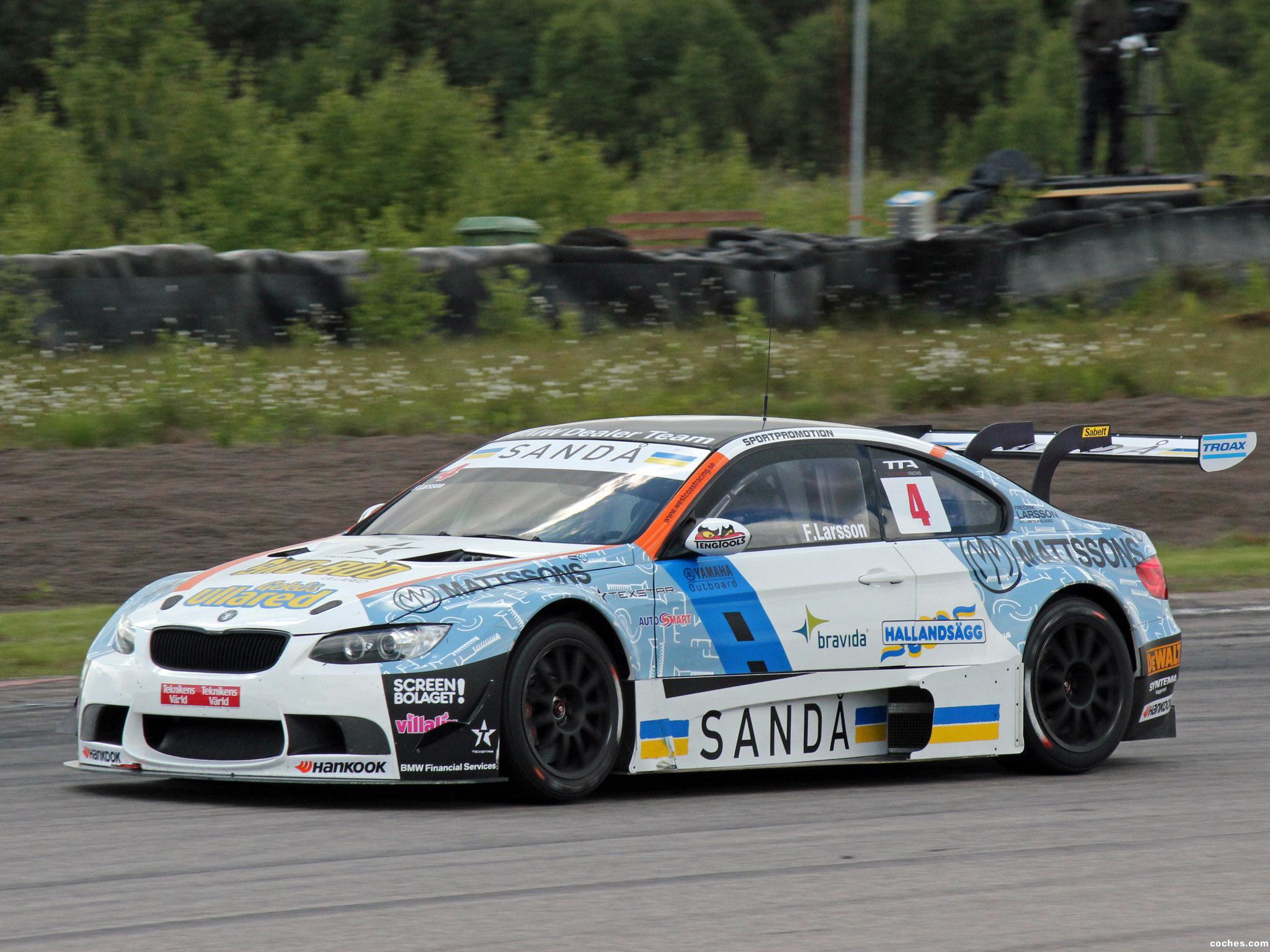 Foto 0 de BMW M3 TTA E92 2012