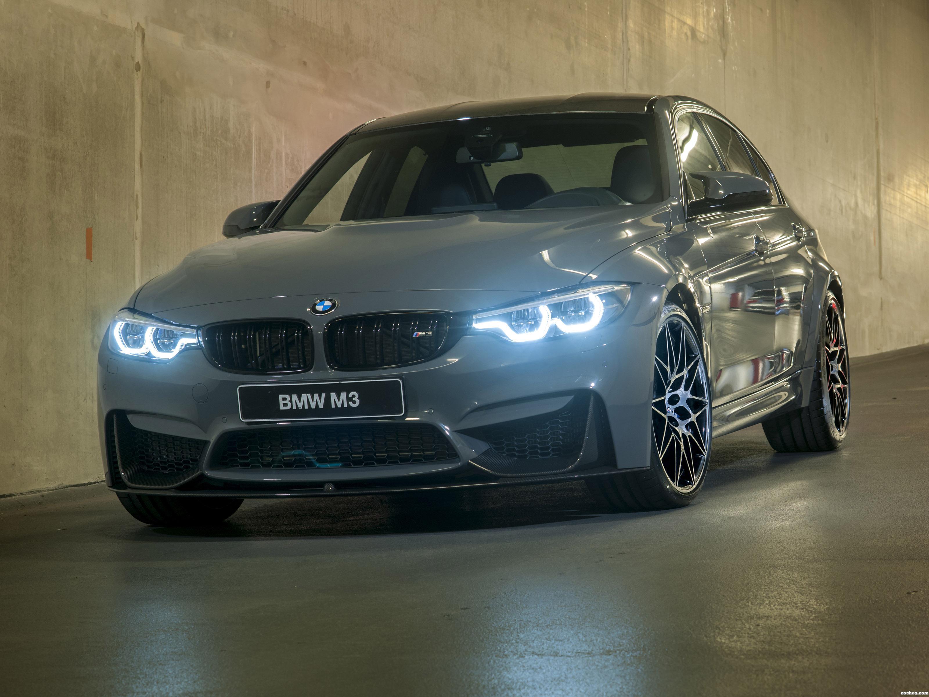 Foto 0 de BMW M3 Telesto F80 2017