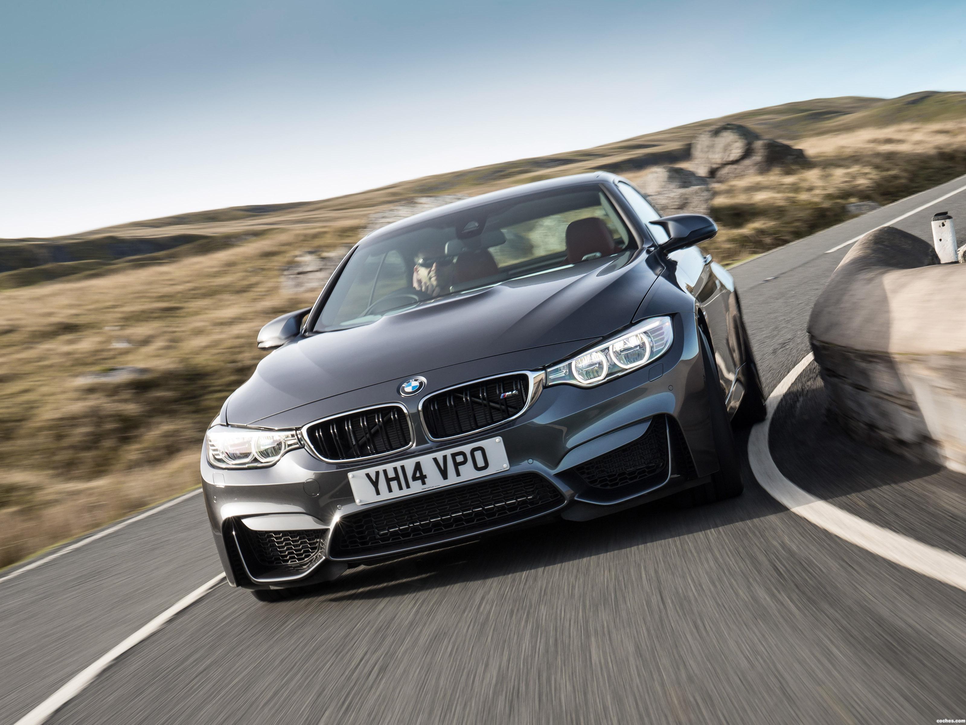Foto 0 de BMW Serie 4 M4 Cabrio F83 UK 2014