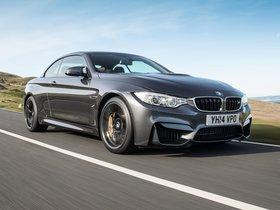 Ver foto 9 de BMW Serie 4 M4 Cabrio F83 UK 2014