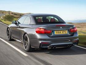 Ver foto 8 de BMW Serie 4 M4 Cabrio F83 UK 2014