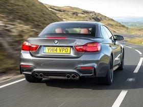 Ver foto 5 de BMW Serie 4 M4 Cabrio F83 UK 2014