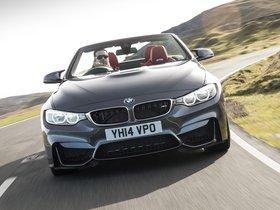 Ver foto 4 de BMW Serie 4 M4 Cabrio F83 UK 2014