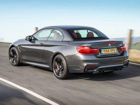 Ver foto 3 de BMW Serie 4 M4 Cabrio F83 UK 2014
