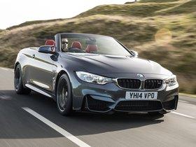 Ver foto 2 de BMW Serie 4 M4 Cabrio F83 UK 2014
