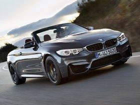 Fotos de BMW M4 Cabrio F83 2014