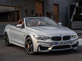 Fotos de BMW M4 Cabrio Individual F83 2014
