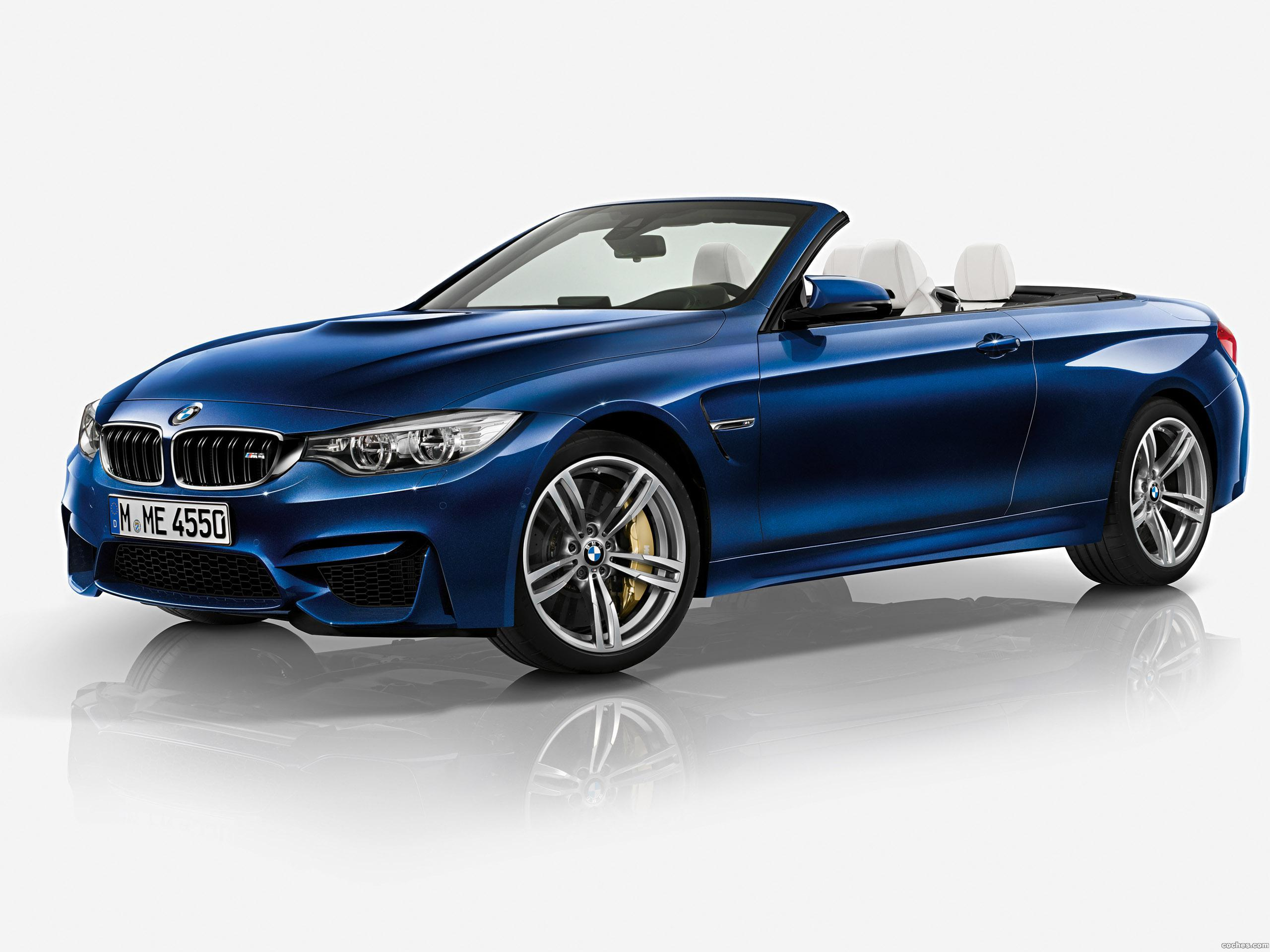 Foto 0 de BMW M4 Cabrio Individual F83 2014