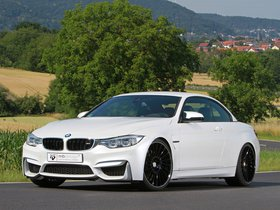 Ver foto 5 de BMW M4 Convertible mbDesign  2015