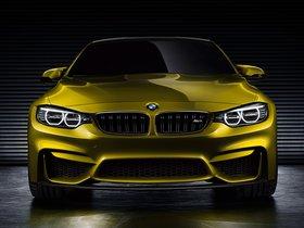 Ver foto 4 de BMW M4 Coupe Concept 2013