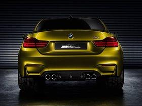 Ver foto 3 de BMW M4 Coupe Concept 2013